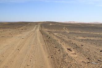Photo: Heading towards Erg Chebi (sand dunes) and Merzouga near the Algerian Border
