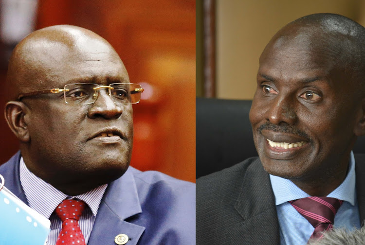 Image result for sossion magoha