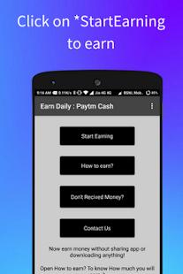 Earn Daily : Paytm Cash? - náhled
