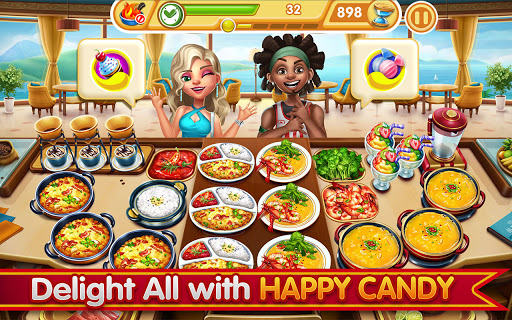 Cooking City: frenzy chef restaurant cooking games 1.82.5017 screenshots 16