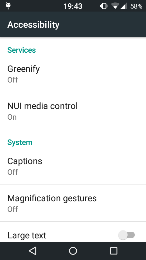[ROOT] Nui Kernel for Xperia M- screenshot