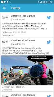 Marathon Nice-Cannes- screenshot thumbnail