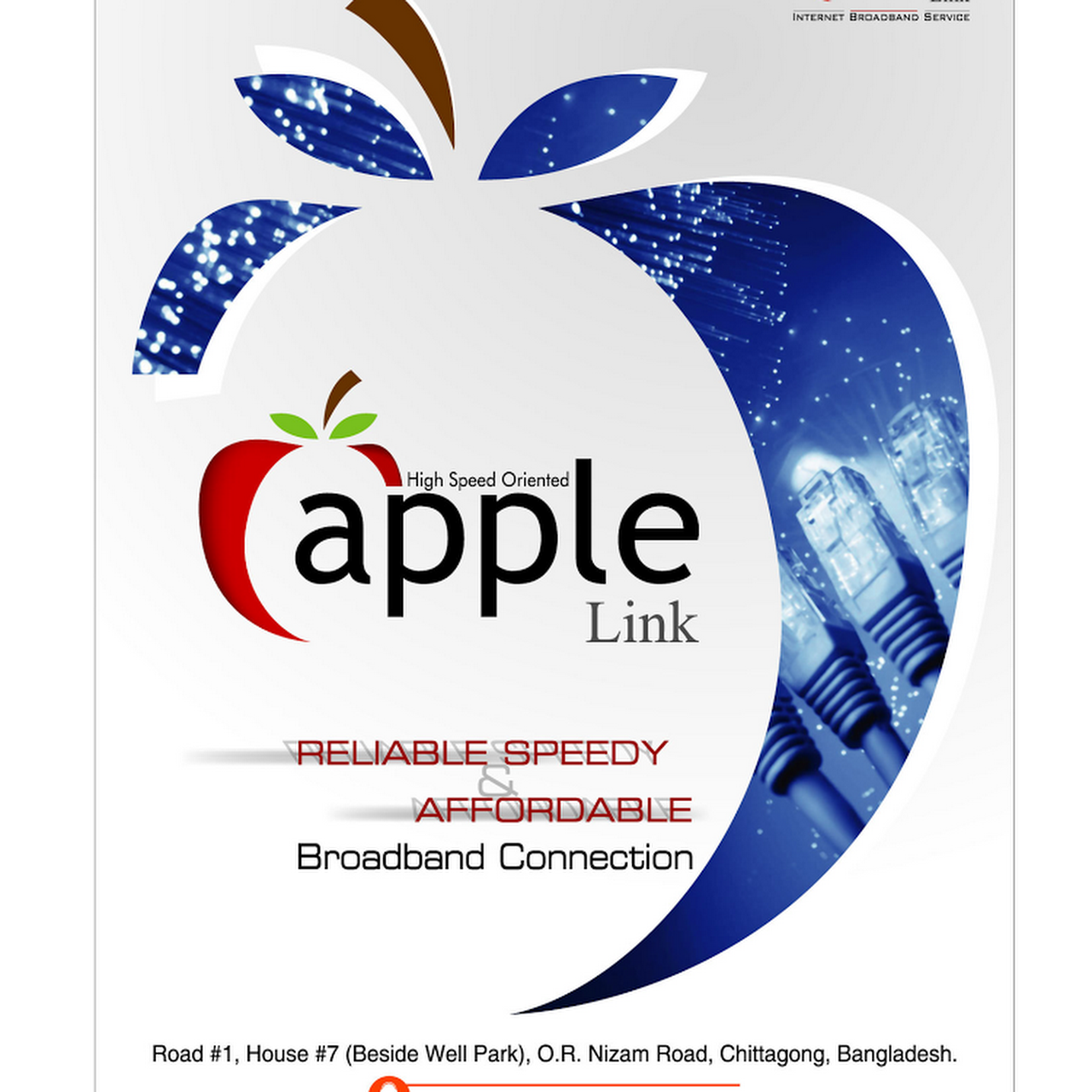 AppleLinkbd - Internet Service Provider in Chittagong