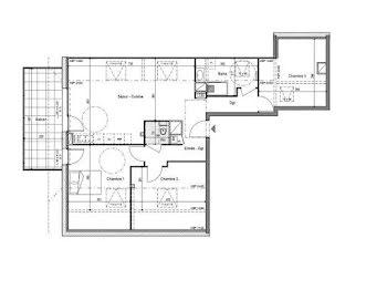 appartement à Etaux (74)