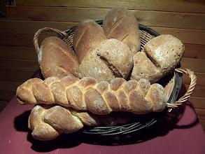 Photo: Bandeja de panes