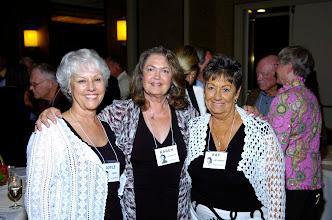 Photo: Joyce Mark Goodman, Karen Hunter Slawson, and Kay Petrusha Thompson