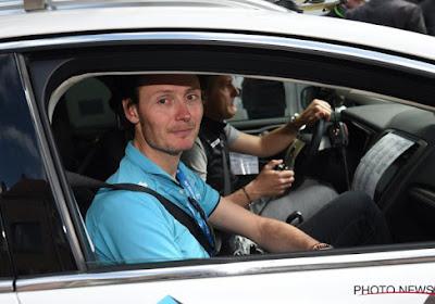 """Vansummeren over zijn vroegere trainingstochtjes met Boonen: """"Johan, we zitten met een stukadoor"""""""