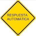Respuesta automática V13 icon