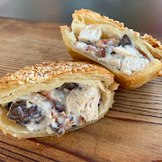 """Chicken, Bacon & Mushroom 3"""" Party Pie (Min. of 3-can mix and match)"""