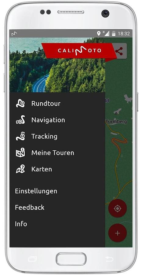 calimoto motorrad navigation android apps auf google play. Black Bedroom Furniture Sets. Home Design Ideas