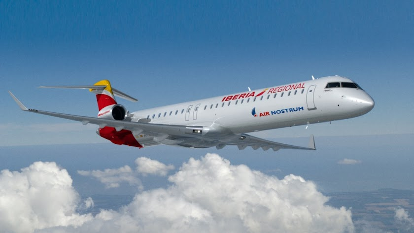 Air Nostrum realizará un proceso de selección en Almería.