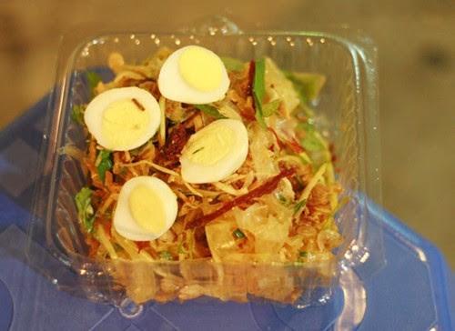 Phố cổ Hà Nội với các món ăn vặt chiều thu 5