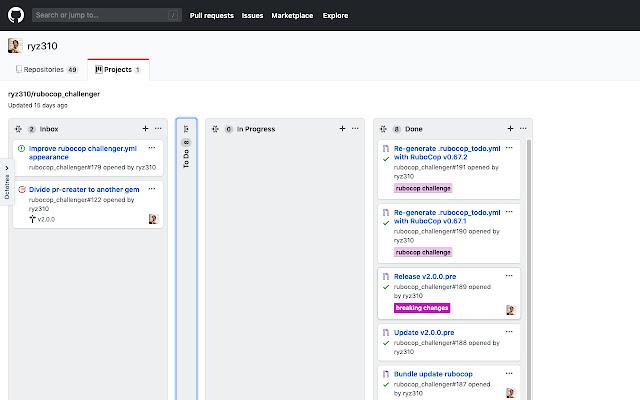 GitHub Project Enhancer