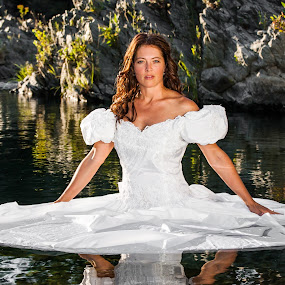 Trash the Dress by Dwayne Pippin - People Portraits of Women (  )