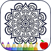 Adult Coloring Books: Mandalas