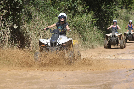 Join an all-terrain vehicle safari during your cruise to Montego Bay, Jamaica.