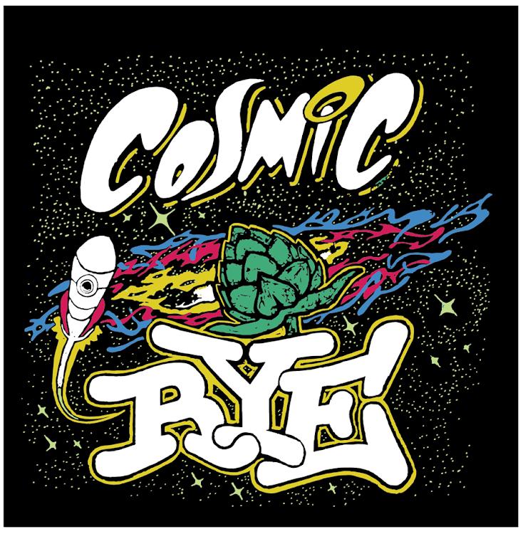 Logo of Mad Pecker Cosmic Rye