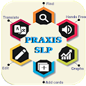 Praxis II Speech Language Pathology SLP Exam Prep icon