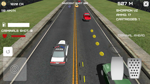 Police Highway Chase 3D