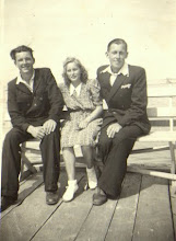Photo: Žygus Bronius, Levinskaitė Nijolė, Kneita Steponas. Nuotrauka iš Adelės Gusčiūtės archyvo