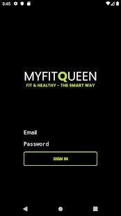 MyFitQueen - náhled