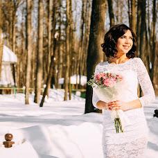 Wedding photographer Darya Baeva (dashuulikk). Photo of 28.05.2018
