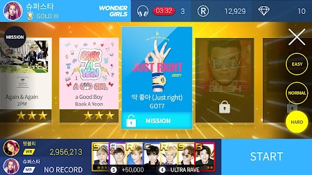 SuperStar JYPNATION APK screenshot thumbnail 13