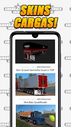 Skins Grand Truck Simulator 2 - GTS2 ss3
