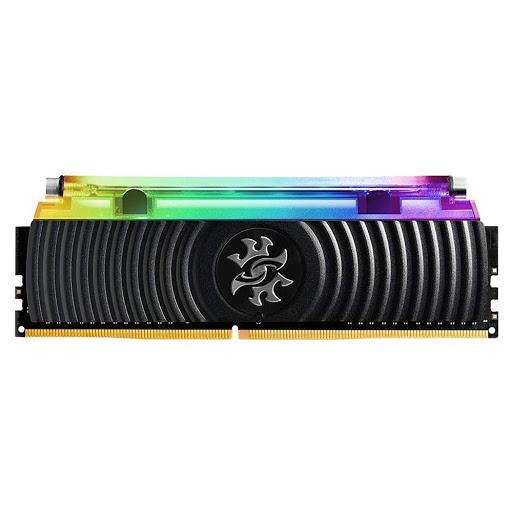 Bộ nhớ/ Ram Adata XPG SPECTRIX D80 8GB (1x8GB) DDR4 3200 tản nhiệt lỏng (AX4U320038G16-SR80) (Đen)