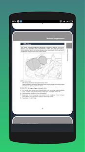 Buku Manual Toyota Avanza - náhled