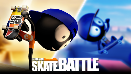 Stickman Skate Battle for PC