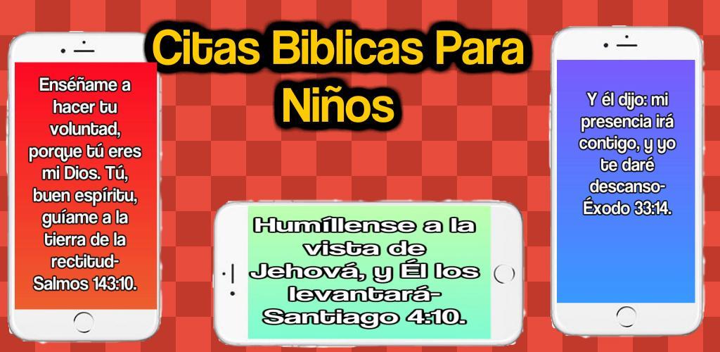 Descargar Citas Biblicas Para Niños Apk última Versión 10
