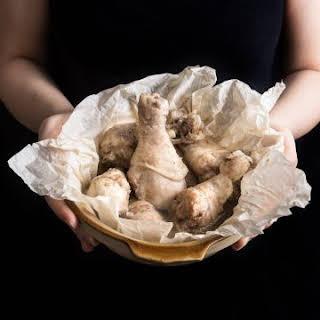 Pressure Cooker Salt Baked Chicken 鹽焗雞腿.
