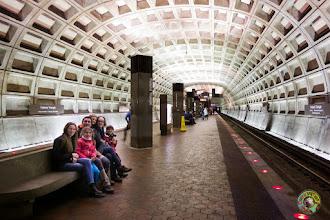 Photo: Métro de Washington D.C.