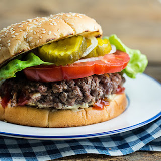The Burger Lover's Burger