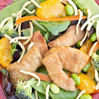 Asian Pork Salad