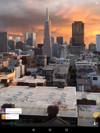 Periscope 1.0.4.1 screenshot 13380