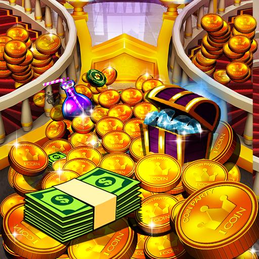 Princess Gold Coin Party Dozer (game)