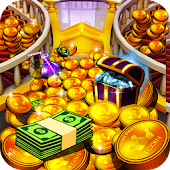Princess Gold Coin Party Dozer