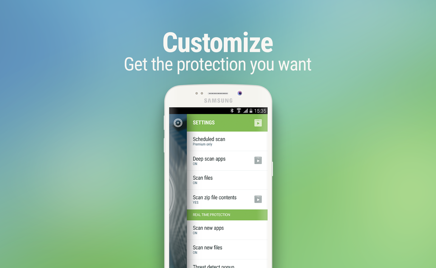 Security Suite: Free Antivirus- screenshot