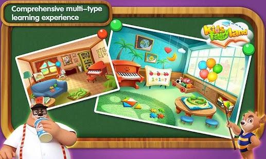Baby Fairyland Kids Game - náhled