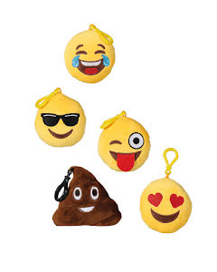 Nyckelring Emoji