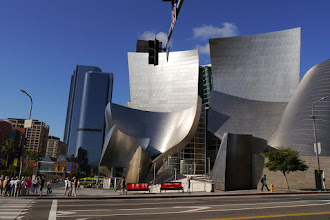 Photo: Walt Disney Concert Hall