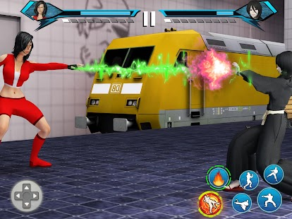 Karate King Fighting Games: Super Kung Fu Fight Screenshot
