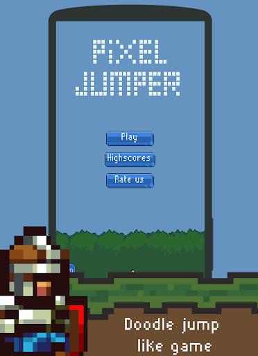 Pixel Jump Hero