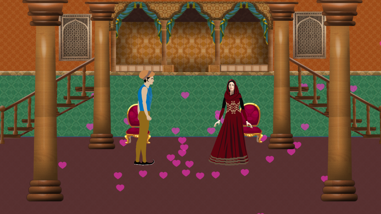 Anarkali- screenshot