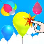 Pop Balloon Kids Game Icon