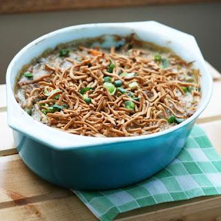 Chow Mein Noodle Hotdish.