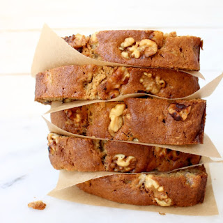 Ricotta Banana Nut Bread.