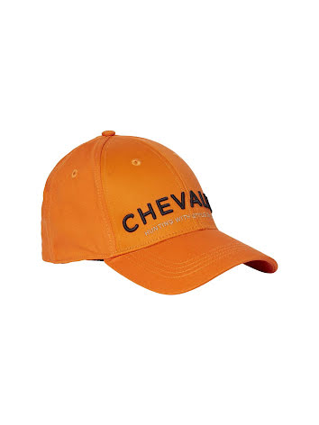 Chevalier Foxhill Cap High Vis Orange